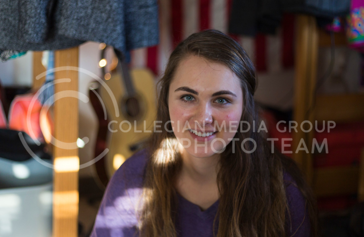 """""""Yes, and I thought it was awkward that they announced the wrong winner"""" - Shayna Vincent, freshman in business administration  (Anna Spexarth 