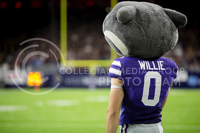 K-State defeated Texas A&M in the AdvoCare V100 Texas Bowl in the NRG Stadium in Houston on Dec. 28, 2016. The Wildcats beat the Aggies 33-28. (Emily Starkey | The Collegian)