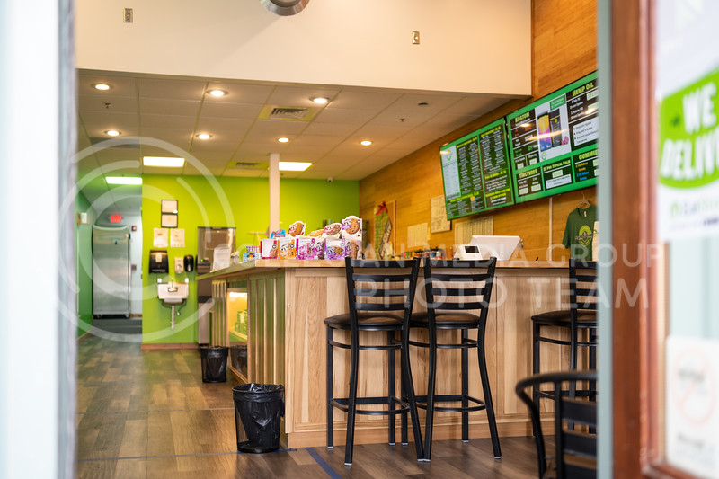 Locally owned ZL Smoothie is located at 1101 Moro St, Manhattan, KS 66502. September 10, 2020. (Dylan Connell | Collegian Media Group)