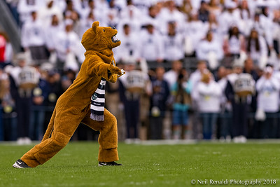 Penn State vs. Michigan State at Beaver Stadium, October 13, 2018.