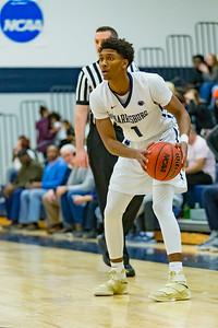 NCAA Division 3 Men's Basketball | Penn State Harrisburg vs. Messiah College | December 1, 2018