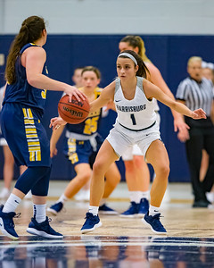 NCAA Division 3 Women's Basketball | Penn State Harrisburg vs. Wilkes College | December 1, 2018