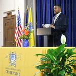 Head of School James Calleroz White.