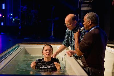 Collide Baptism Catherine White
