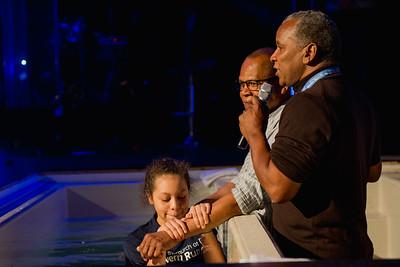 Collide Baptism Jada Delgado 1