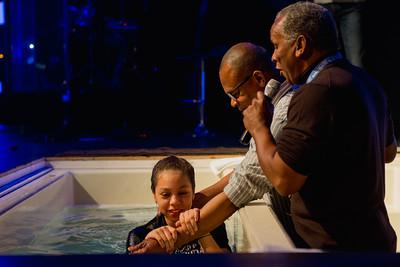 Collide Baptism Jada Delgado 6