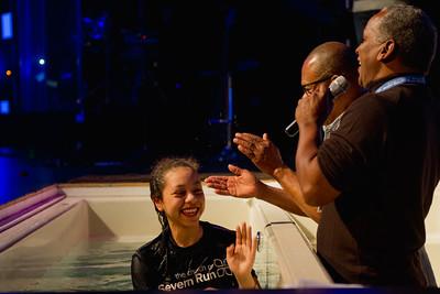 Collide Baptism Jada Delgado 7