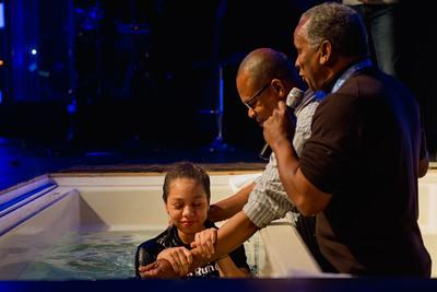 Collide Baptism Jada Delgado 5