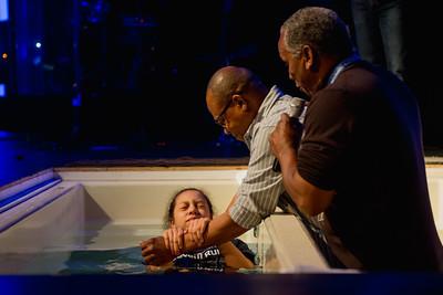Collide Baptism Jada Delgado 3