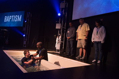 Collide Baptism Ian McFadden 2