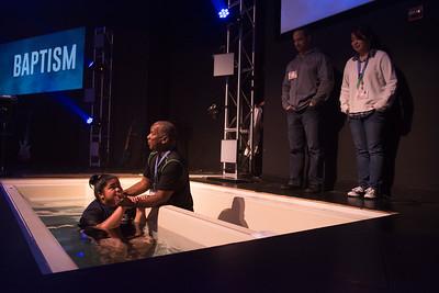 Collide Baptism Sierra Fraser 1