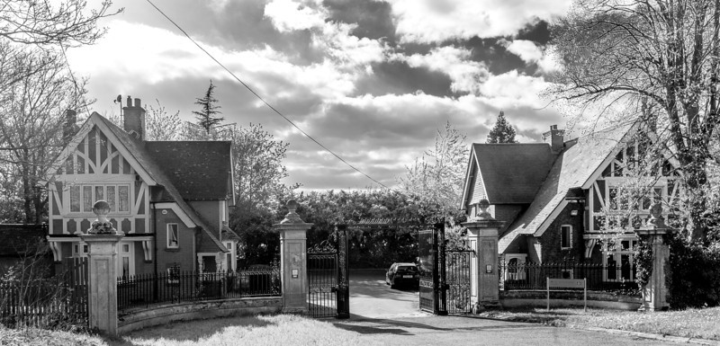 Gatehouses, Collingtree Grange, Collingtree, Northamptonshire