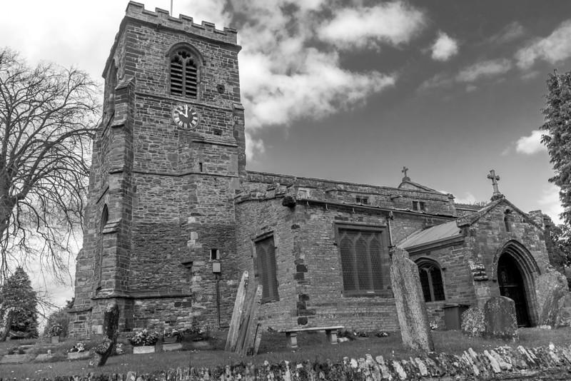 Parish Church of Saint Columbia, Collingtree, Northamptonshire
