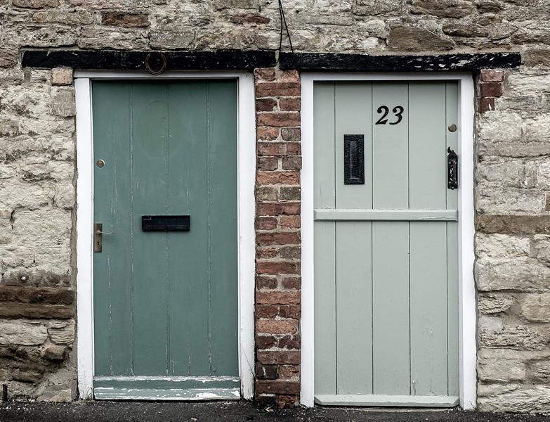 Doors, Collingtree, Northamptonshire