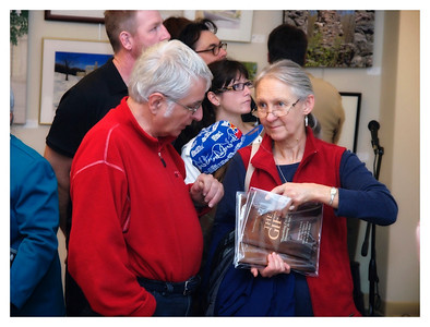 Christine Cowley -The Gift- Book Launch 018