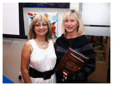 Christine Cowley -The Gift- Book Launch 012