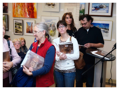 Christine Cowley -The Gift- Book Launch 017