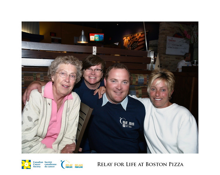 Relay for Life Fundraiser at Boston Pizza 5