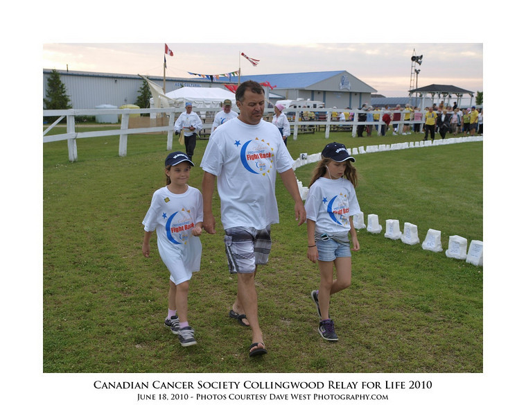 Canadian Cancer Society Relay for Life Collingwood 2010  133