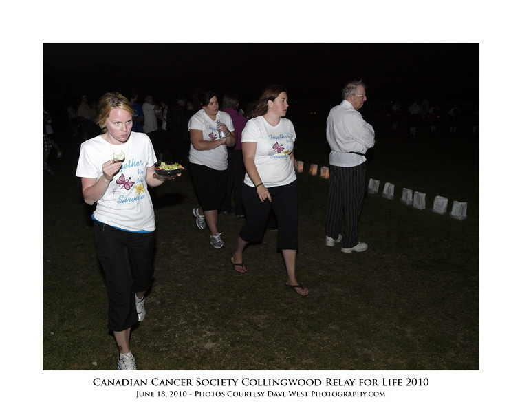Canadian Cancer Society Relay for Life Collingwood 2010  162
