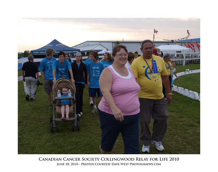 Canadian Cancer Society Relay for Life Collingwood 2010  142
