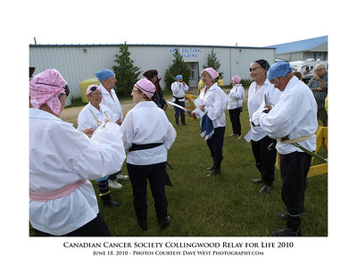 Canadian Cancer Society Relay for Life Collingwood 2010  24