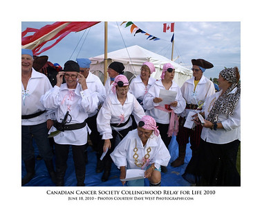 Canadian Cancer Society Relay for Life Collingwood 2010  22