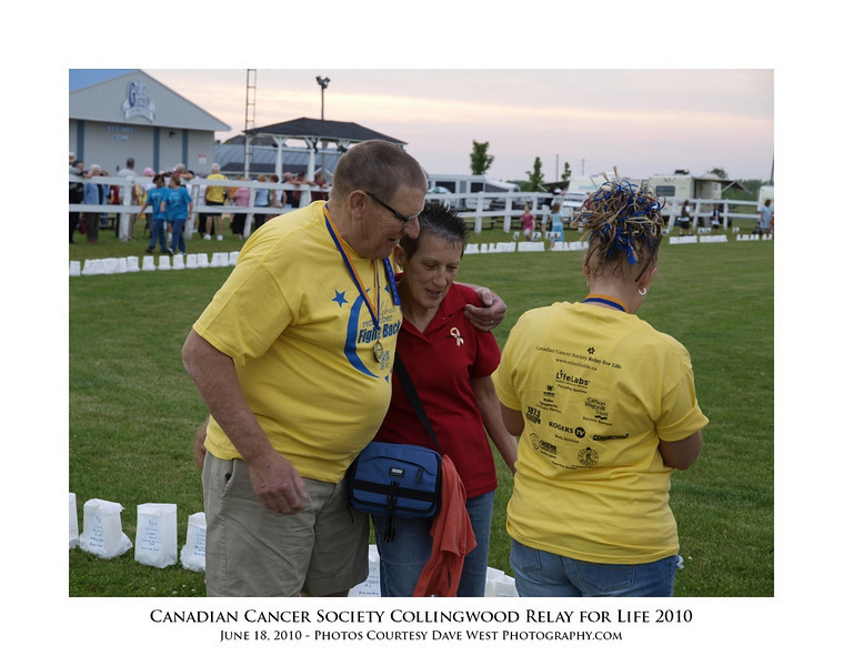 Canadian Cancer Society Relay for Life Collingwood 2010  140