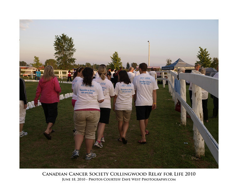 Canadian Cancer Society Relay for Life Collingwood 2010  153