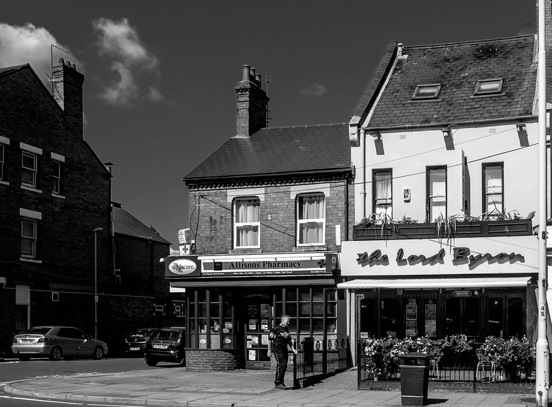 The Lord Byron, Kettering Road, Northampton