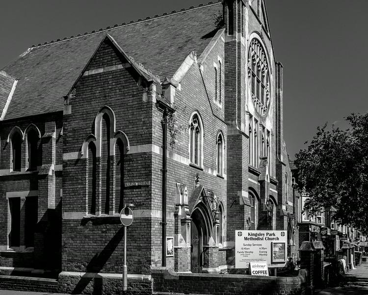 Kingsley Park Methodist Church, Kettering Road, Northampton
