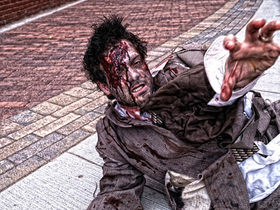 Zombie Walk 2010 009
