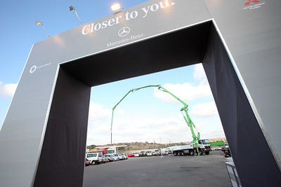 Colmobil Mercedes / Transport Devision Event