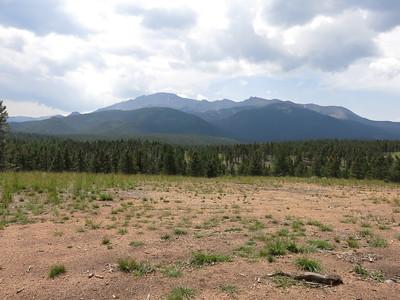 El Paso County, Pikes Peak - Aug. 5, 2017