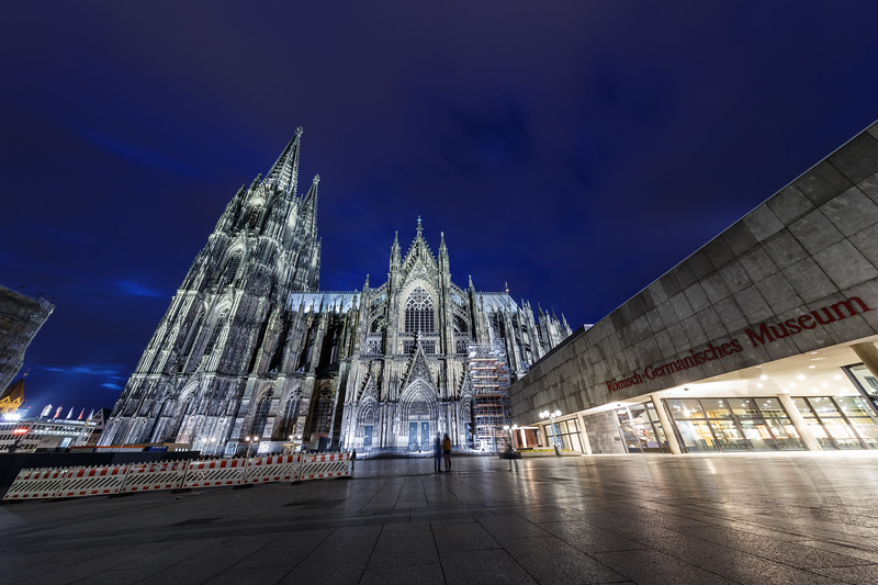 Roman-Germanic Museum and Cathedral   Cologne