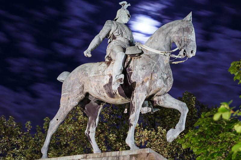 Kaiser Wilhelm II Monument   Cologne