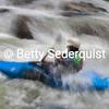 Whitewater Kayaking Time Exposure