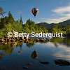 Hot Air Balloon and South Fork American River