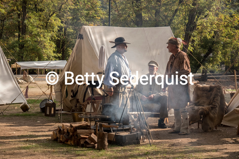 Re-Enactors, Gold Rush Live