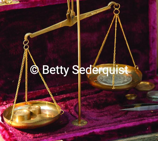 Gold Scales, Coloma, California