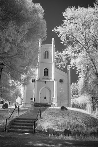 Infrared View of Emmanuel Church