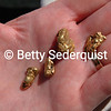 Gold Nugget Closeup