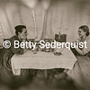 Old Time Dining Scene