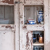 Battered Cupboard