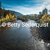 South Fork American River in Autumn