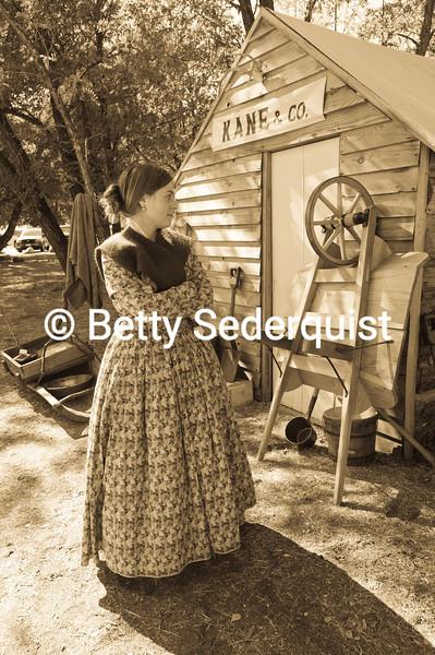 Nineteenth Century Woman