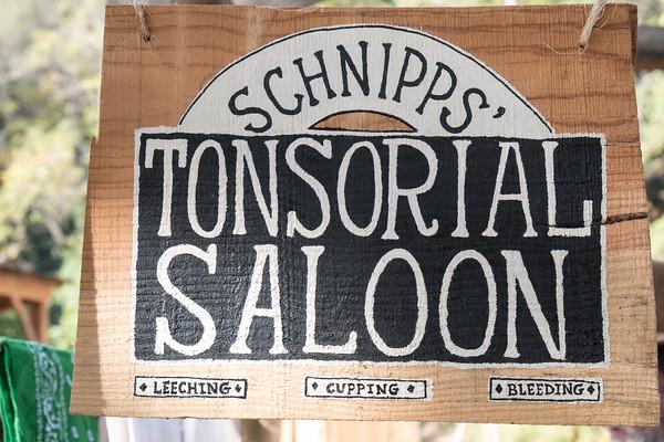 Schnipps' Tonsorial Saloon