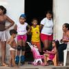 Women and children, Pijiño del Carmen, Colombia