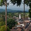 View from Alto de la Cruz, Salento, Colombia