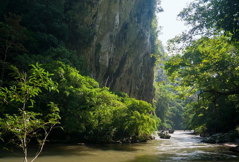 Reserva Natural Cañon de Río Claro, Colombia